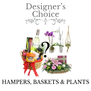 Designers Choice Hampers, Baskets and Plants