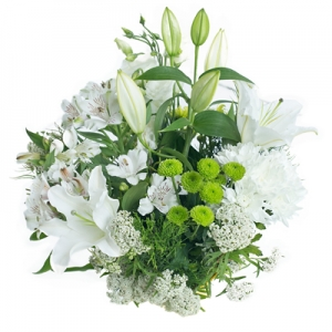 Scented, Lilies, Sympathy, flowers